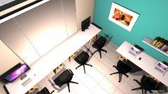 Raumgestaltung escritoriogoomer in der Kategorie Arbeitszimmer