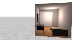 Raumgestaltung ESRTZEWRT in der Kategorie Arbeitszimmer