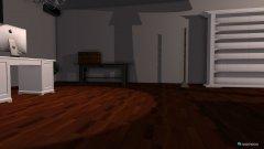 Raumgestaltung Fallstudie in der Kategorie Arbeitszimmer