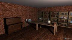 Raumgestaltung faust in der Kategorie Arbeitszimmer