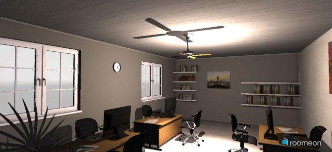Raumgestaltung fer in der Kategorie Arbeitszimmer