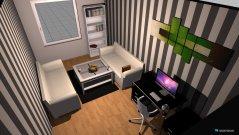 Raumgestaltung FFBDB in der Kategorie Arbeitszimmer
