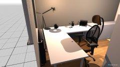 Raumgestaltung Flo´s Bereich xD in der Kategorie Arbeitszimmer