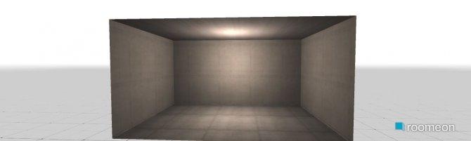 Raumgestaltung Front room in der Kategorie Arbeitszimmer