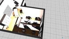 Raumgestaltung Frontdesk in der Kategorie Arbeitszimmer