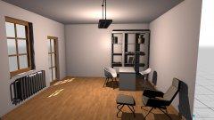 Raumgestaltung Fußpflege in der Kategorie Arbeitszimmer