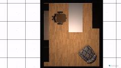 Raumgestaltung Gabinet1 in der Kategorie Arbeitszimmer