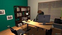 Raumgestaltung gabinet_helios in der Kategorie Arbeitszimmer