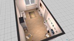 Raumgestaltung Gäste-Büro in der Kategorie Arbeitszimmer