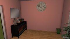 Raumgestaltung Gästezimmer 1 in der Kategorie Arbeitszimmer