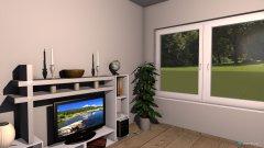 Raumgestaltung Gästezimmer in der Kategorie Arbeitszimmer