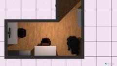 Raumgestaltung Galerie Arbeitszimmer in der Kategorie Arbeitszimmer