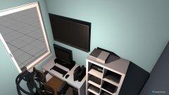 Raumgestaltung game room in der Kategorie Arbeitszimmer