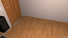 Raumgestaltung Gamer Zimmer in der Kategorie Arbeitszimmer