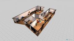 Raumgestaltung GamerGirls in der Kategorie Arbeitszimmer