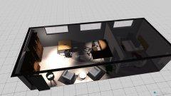 Raumgestaltung Gaming  Büro in der Kategorie Arbeitszimmer