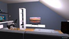 Raumgestaltung GAMING ROOM 3.0 in der Kategorie Arbeitszimmer