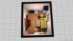 Raumgestaltung Gartenhütte 2 in der Kategorie Arbeitszimmer