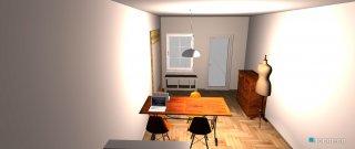 Raumgestaltung Gartenstrasse 19 in der Kategorie Arbeitszimmer