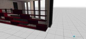 Raumgestaltung Gartenzimmer in der Kategorie Arbeitszimmer