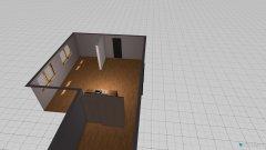 Raumgestaltung Gaststätte Sportheim in der Kategorie Arbeitszimmer
