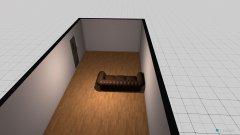 Raumgestaltung gerage in der Kategorie Arbeitszimmer