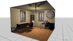 Raumgestaltung gründerbüro in der Kategorie Arbeitszimmer
