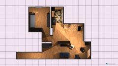 Raumgestaltung Grundriss 1.3 in der Kategorie Arbeitszimmer
