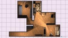Raumgestaltung Grundriss 1.5 in der Kategorie Arbeitszimmer
