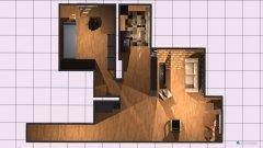 Raumgestaltung Grundriss 1.6 in der Kategorie Arbeitszimmer