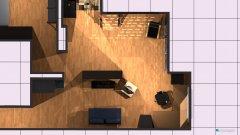 Raumgestaltung Grundriss 1 in der Kategorie Arbeitszimmer