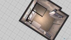 Raumgestaltung Grundriss Arbeitszimmer in der Kategorie Arbeitszimmer