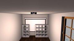 Raumgestaltung h-zimmer in der Kategorie Arbeitszimmer