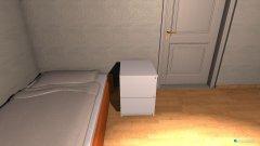 Raumgestaltung Hannes2 in der Kategorie Arbeitszimmer