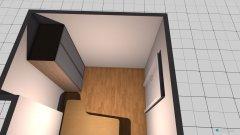 Raumgestaltung hasenzimmer in der Kategorie Arbeitszimmer
