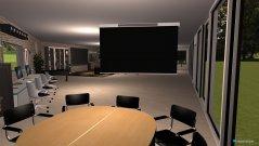 Raumgestaltung Haus 1  in der Kategorie Arbeitszimmer