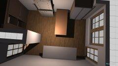 Raumgestaltung HAUS C IST ZUSTAND in der Kategorie Arbeitszimmer