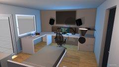 Raumgestaltung hauszimmerFIN in der Kategorie Arbeitszimmer