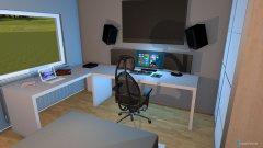 Raumgestaltung hauszimmervar2 in der Kategorie Arbeitszimmer