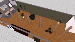 Raumgestaltung heiko in der Kategorie Arbeitszimmer