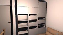 Raumgestaltung HeimKino01 in der Kategorie Arbeitszimmer