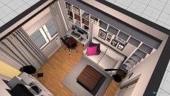 Raumgestaltung henries_zimmer_02 in der Kategorie Arbeitszimmer