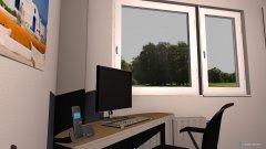 Raumgestaltung henries_zimmer in der Kategorie Arbeitszimmer