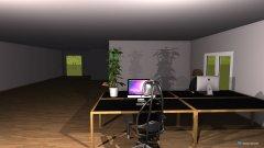 Raumgestaltung HERTZ in der Kategorie Arbeitszimmer
