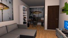 Raumgestaltung hh in der Kategorie Arbeitszimmer
