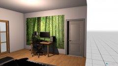 Raumgestaltung Hob in der Kategorie Arbeitszimmer