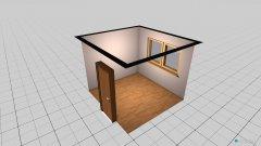 Raumgestaltung Hobbyraum Test 1 in der Kategorie Arbeitszimmer