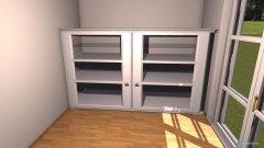 Raumgestaltung hobbyraum in der Kategorie Arbeitszimmer
