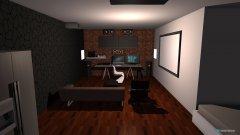 Raumgestaltung Hobbyzimmer in der Kategorie Arbeitszimmer