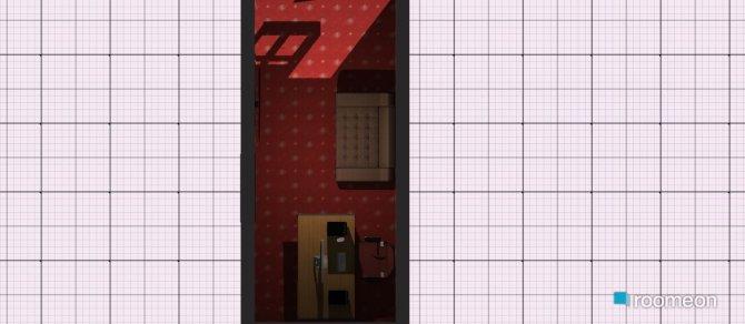 Raumgestaltung Home Studio in der Kategorie Arbeitszimmer